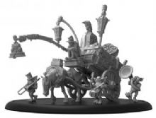 Death Knell  Grymkin Battle Engine (resin/metal)